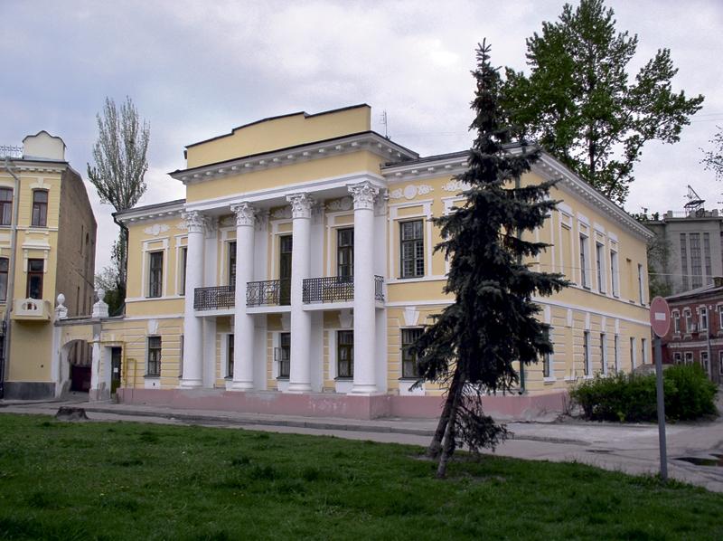Фотогалерея - Бывший усадебный дом Павловых путеводитель по Харькову.